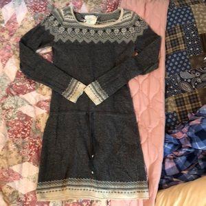 H&M winter dress